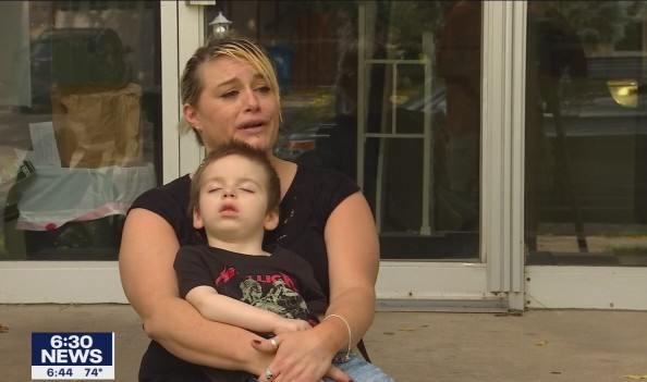 Wheelchair Stolen From 2-year-old With Cerebral Palsy in West St. Paul
