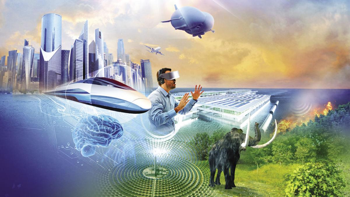 Future Technology: Ideas About To Change Our World